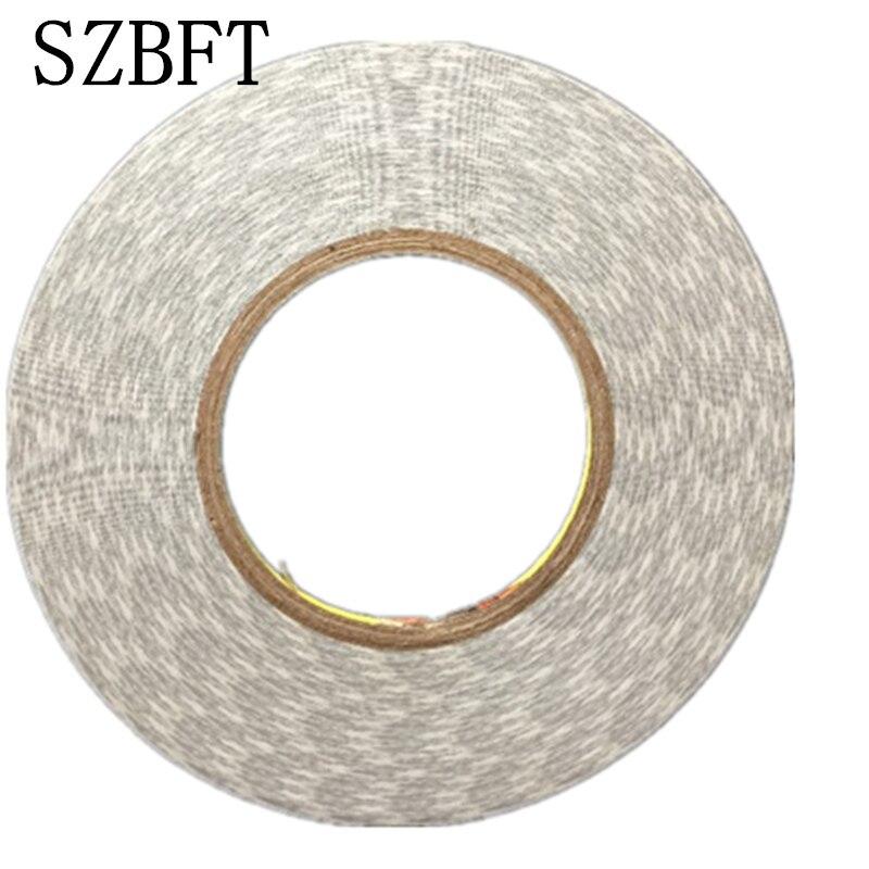 φ φszbft 5mm 50 M Blanco 3 M 9080 De Alta Temperatura Cinta Adhesiva Doble Cara Para Led Lcd Tira Panel W960