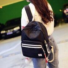2017 известных дизайнеров девушка портфели женские рюкзак Дорожные сумки студенческая школа сумка девушка Рюкзаки Повседневное путешествия рюкзак Санторо