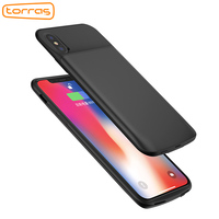 TORRAS Battery Charger Case For IPhone X Power Bank Battery 3600 6000mAh Backup External Battery For