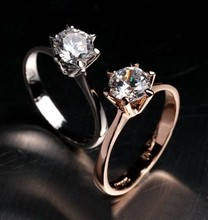 New Sale Brand TracysWing Genuine Austria Crystal  18KRGP gold Color Rings for Women   #RG90786