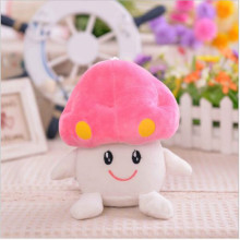 1PCS 2020 New 13cm Cute mushroom dolls soft plush toy pendants girls doll birthday gifts mini