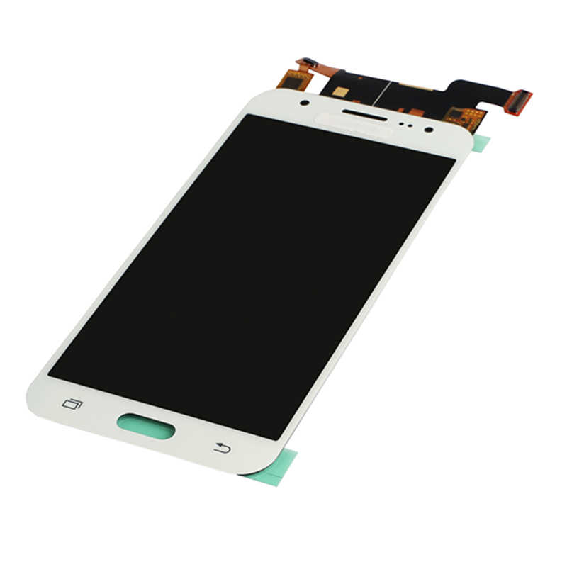 1PCSAAA++Good Quality Digitizer Display Assembly Replacement For SAMSUNG Galaxy J5 2015 J500 LCD Replacement Touch Screen No Dea