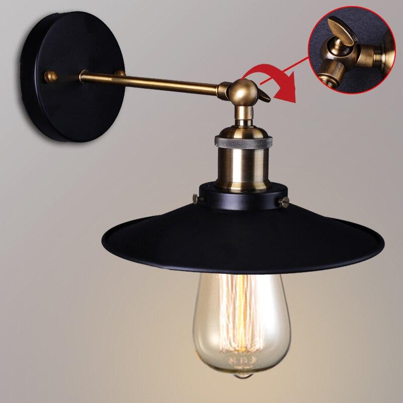 антикварные настенные светильники