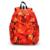 Suissewin moda pai - Mochila infantil SN2004K homem e mulheres saco com crianças banda Anti perdido impressão Mochila Mochila