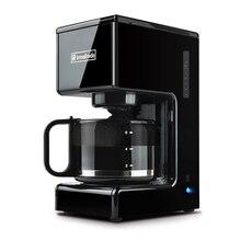 Ménage intelligente machine à Café Entièrement automatique Américain style café pot type Goutte À Goutte machine à Café Automatique hors tension