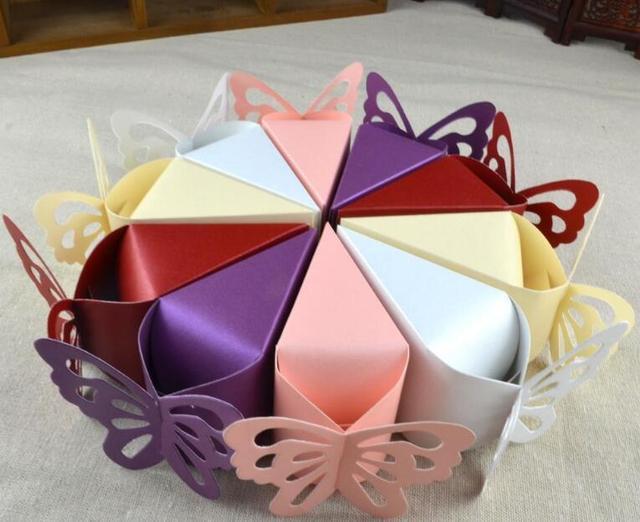 Pralinenschachtel Tasche Schokolade Papier Geschenkbox Kleinen