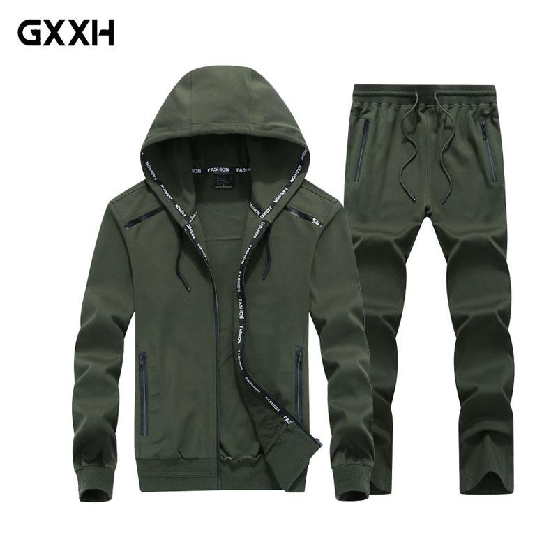 2bfae87a5e328 Compra sportswear set hoodi black men y disfruta del envío gratuito en  AliExpress.com