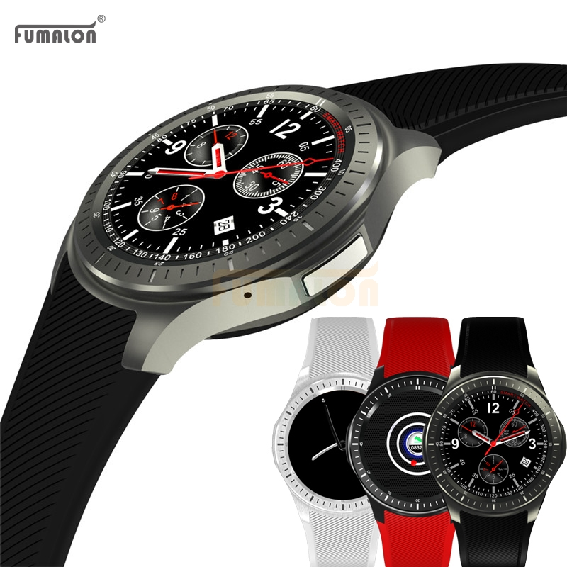 Smart Watch 3G DM368 Android 5 1 GPS Wifi Support SIM 1 39 Display Quad Core