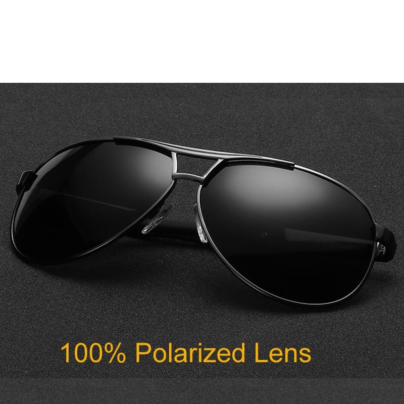 Pro Acme Klasični muškarci Polarizirane sunčane naočale Polaroid - Pribor za odjeću - Foto 3