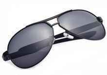 2016 aluminium-magnesium alloy men polarized sunglasses men UV400 polaroid polarised sport driving Outdoor designer sun glasses