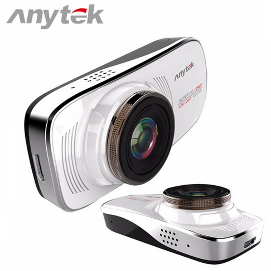 ФОТО Original car dvr Anytek A2 ambarella A7L50 car camera 1296P dash cam full video recorder with WDR G-sensor night vision 4321