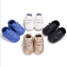 Pudcoco Boys Girls Shoes First Walkers Casual Trainers Sport Sneakers Baby Toddler Infant Running Walk Shoes