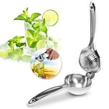 Kitchen Accessories Gadgets Cuisine Tools Lemon Squeezers Stainless Steel Orange Juicer Fruit Juice Reamers Kitchen Goods L50