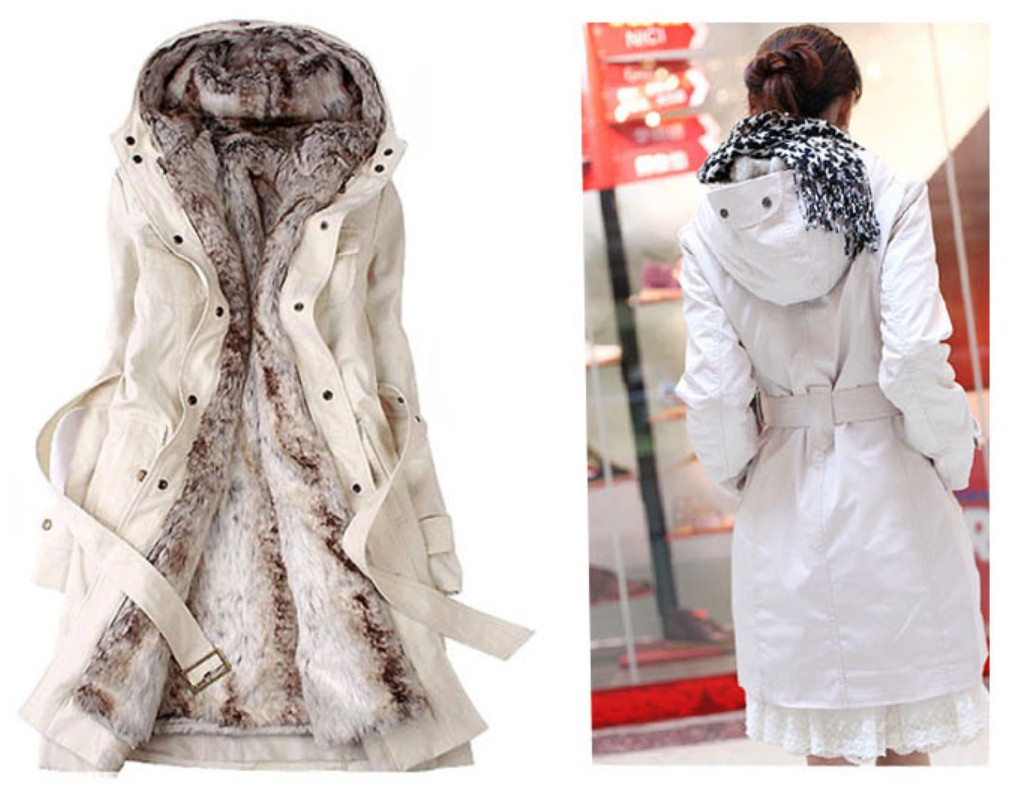 Feather Lining Jacket Promotion-Shop for Promotional Feather ...