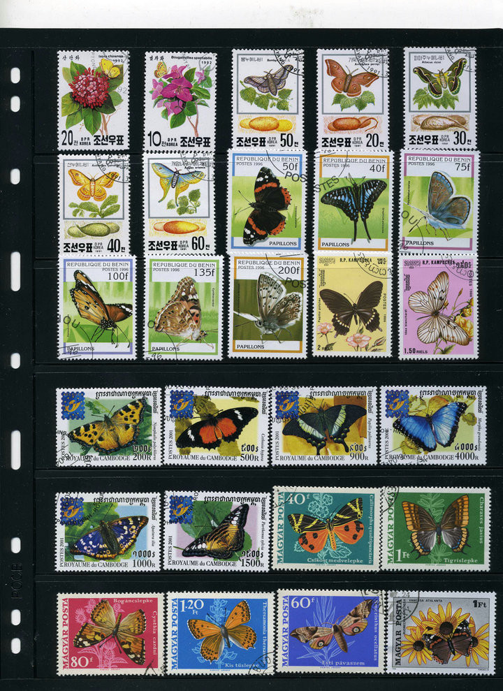 Butterfly , 250 PCS All Different Used Postage Stamps In Good Condition For Collecting , WholeSale trybeyond джинсы для мальчика 999 92487 00 94z серый trybeyond