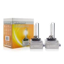 цена на SHUOKE Xenon HID D8S Car Headlight 4300K 5000K 6000K 42V 25W 2500Lm 2000h Life Time HID Xenon Bulb 2 PCS For Car Free Shipping
