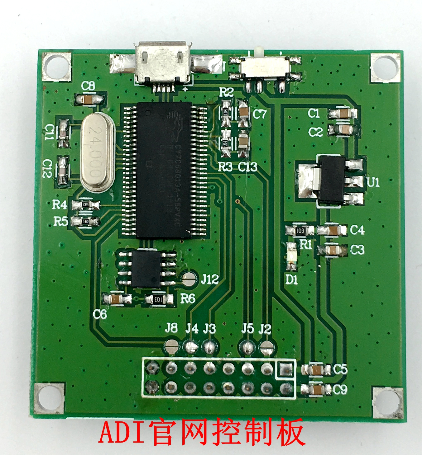 ADF4106 ADF4107 PLL Module Integer Frequency Division Module Signal Source Local Oscillator Without VCO