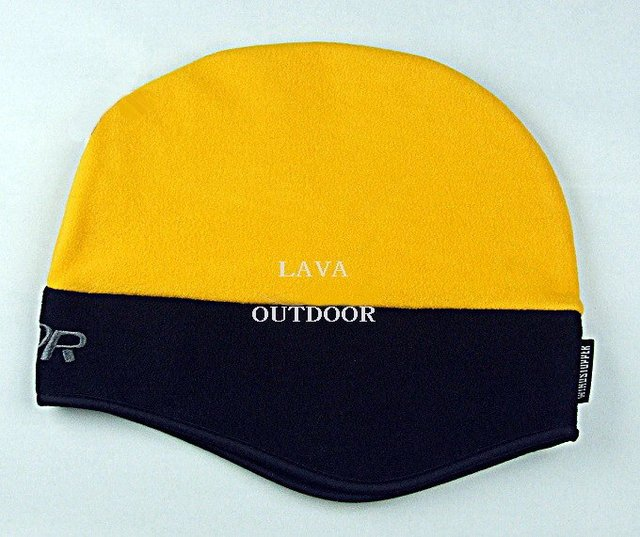 Winter Balaclava Cap (Yellow)- Ski Headgear Free Shipping Low Price High-Tech Material Thermos Wind-Proof Nice Quality Drop Ship