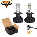 Auxbeam CREE Chips H4/HB2/9003 Car Headlight 6500K Led SUV Head Light Bulbs 50W/pair Hi-Lo Beam Auto Headlamps For Toyota/Honda