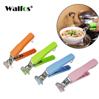 Kitchen Stainless Steel Exquisite Bowl Pot Pan Gripper Clip Hot Dish Plate Bowl Clip Retriever Tongs