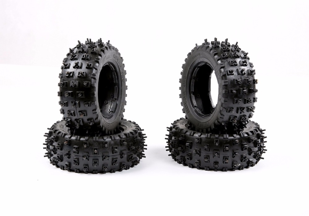 LOSI 5IVE -T LT nail tire skin 4pc one set 87107