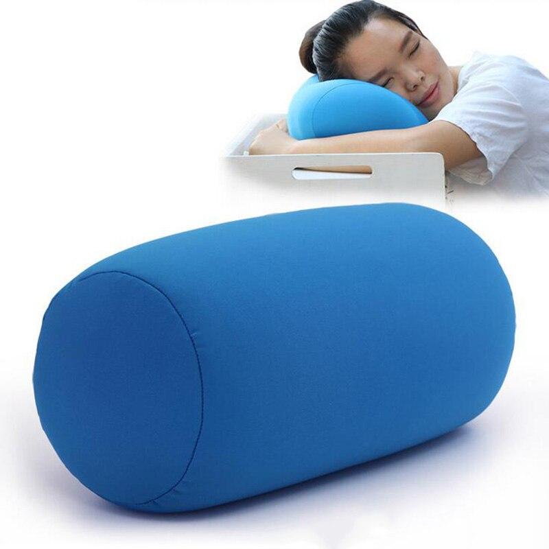 31 Cm Soft Microbead Memory Foam Back Waist Cushion