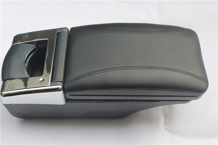 High quality!Black!Storage Box Armrest Center Console For Ford Focus  2012-2014 Only fit for Low-equiped model!! high quality black storage box armrest center console for ford focus 2012 2014 only fit for low equiped model