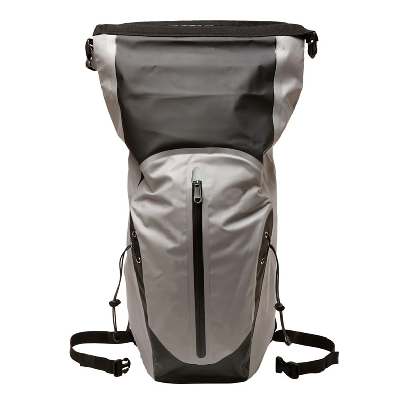 30L Waterproof Dry Backpack Roll-Top Bag Laptop Bag For Outdoor Hiking Camping Climbing Running Cyling Rafting Boating Skiing