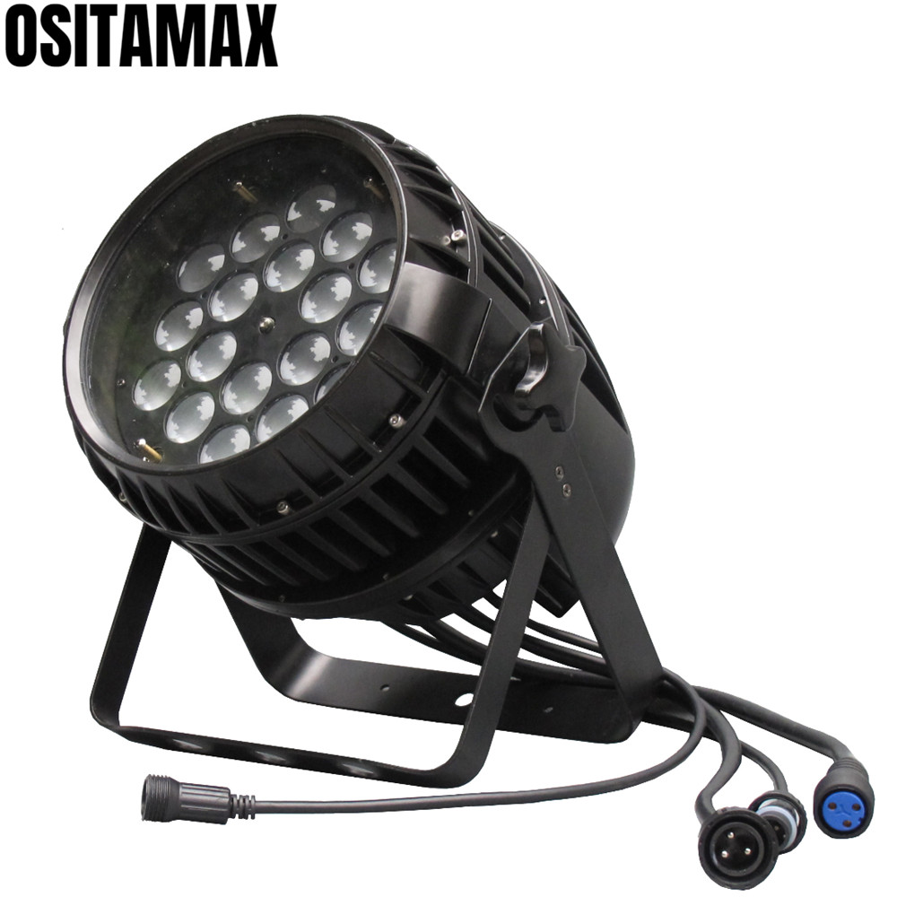 Outdoor LED Zoom Par Light 18x15w RGBWA 5IN1 DMX IP65 Par Can Professional DJ Equipment for Stage Disco NightclubOutdoor LED Zoom Par Light 18x15w RGBWA 5IN1 DMX IP65 Par Can Professional DJ Equipment for Stage Disco Nightclub