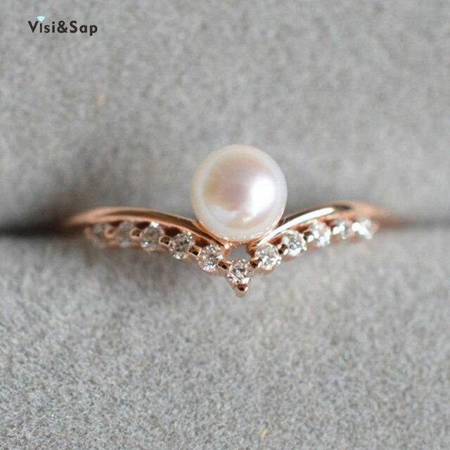 Женское кольцо с двумя геометрическими линиями visisap vogue