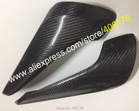 Hot Sales,Motorcycle Exhaust Pipe Carbon Fiber Cover For Yamaha YZF1000 YZF R1 2007 2008 YZF R1 07 08 Exhaust Pipe Panel Fairing