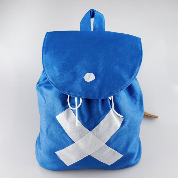 Anime ONE PIECE Canvas Backpack Tony Chopper Cosplay Cute School bag Shoulder Bag For Teenagers Boys Girls Kids Gift
