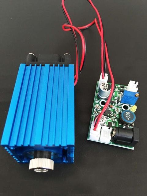 Фокус 1.4 Вт 650nm красный Лазерный Диод Модуль для Гравировки Dot/Line/Крест
