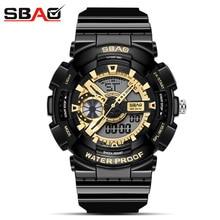 Men Military Watch Waterproof Wristwatch LED Digital Watch Quartz Clock Male Sport Watch for Men relogios masculino Men Watches цена и фото