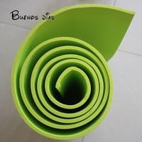 lemon green6mm thickness Eva foam sheet,Handmade cosplay material Size 50cm*200cm