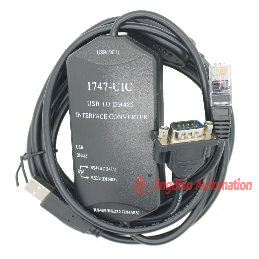 цена на 1747-UIC USB Programming cable 1747 UIC for AB USB to DH485 - USB to 1747-PIC