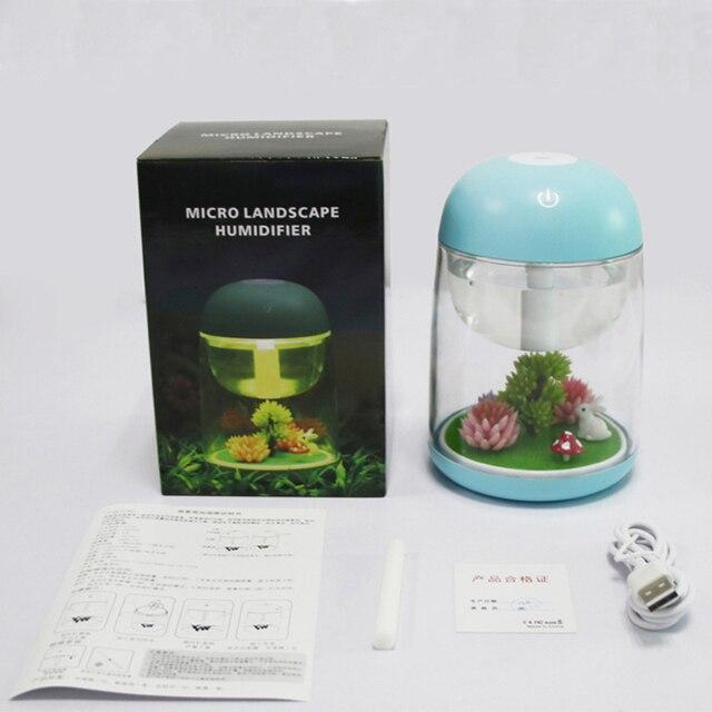 Air Humidifier Spray Air Purifier Diffuser Home Appliances