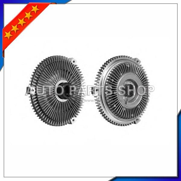 Accessoires de voiture Radiateur Ventilateur De Refroidissement Embrayage 11527505302 pour BMW E34 E36 E38 E39 E46 E53 Z3 X5 Série 3 et 5 520i 523i 528i 728i