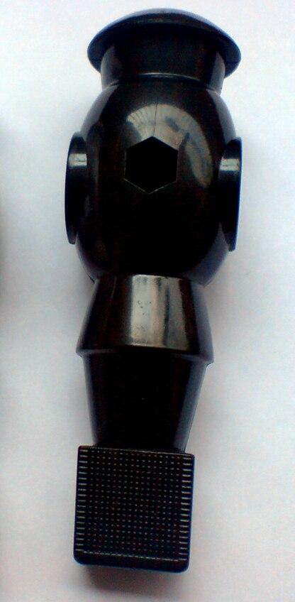 NEW 1pcs Black  5/8