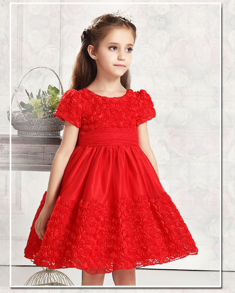 Party Dresses For Toddlers - Dress Xy