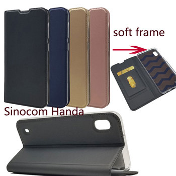 For Samsung Galaxy A40 Case ultra-thin magnetic pu leather wallet flip stand case cover for Samsung Galaxy A10 case