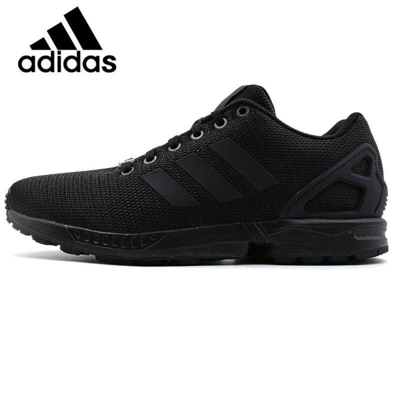 6332aeb54 Официальный оригиналы Adidas ZX FLUX унисекс Скейтбординг мужские кроссовки  и женские анти-скользкие износостойкие кроссовки