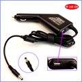 19 В 3.42A 65 Вт Ноутбук Автомобиля DC Зарядное Устройство Адаптер + USB (5 В 2А) для Lenovo Y200 Y300 Y330 Y430 y450 y510 y510a Y510A-15303