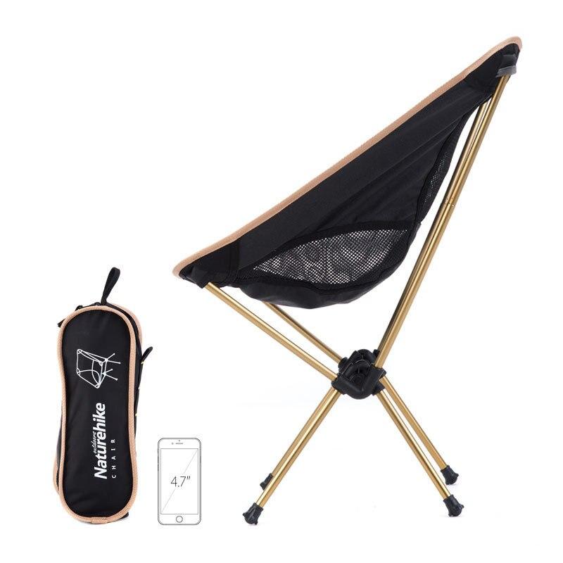 Naturehike Ultra Light Folding Fishing <font><b>Chair</b></font> Seat for Outdoor Camping Picnic BBQ Leisure Picnic Beach <font><b>Chair</b></font> Other Fishing Tools