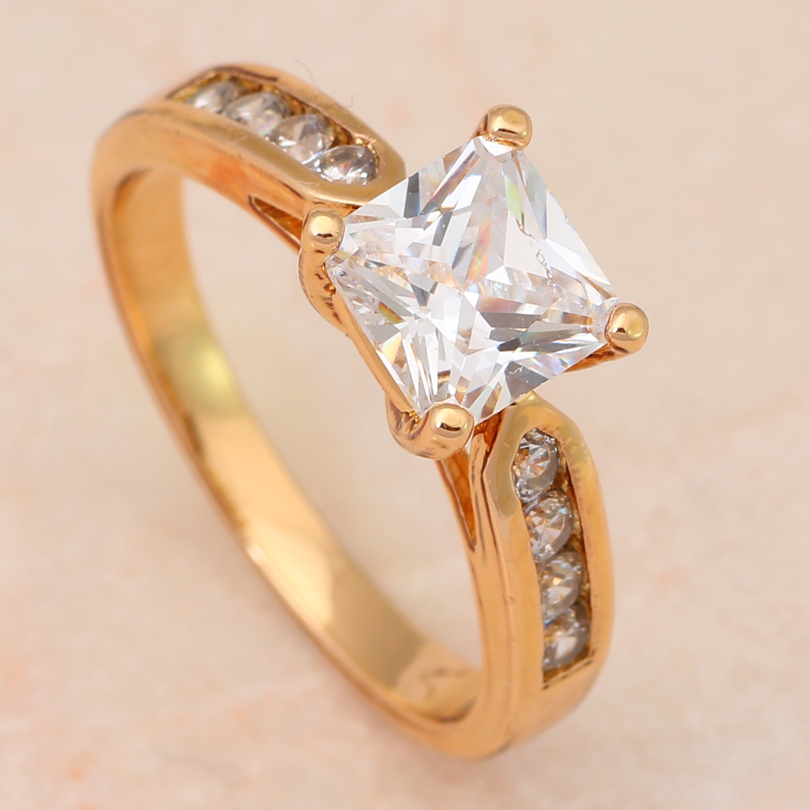 Enement Ring Stores | Online Store Gold Tone Health Fashion Jewelry Nickel Lead Free