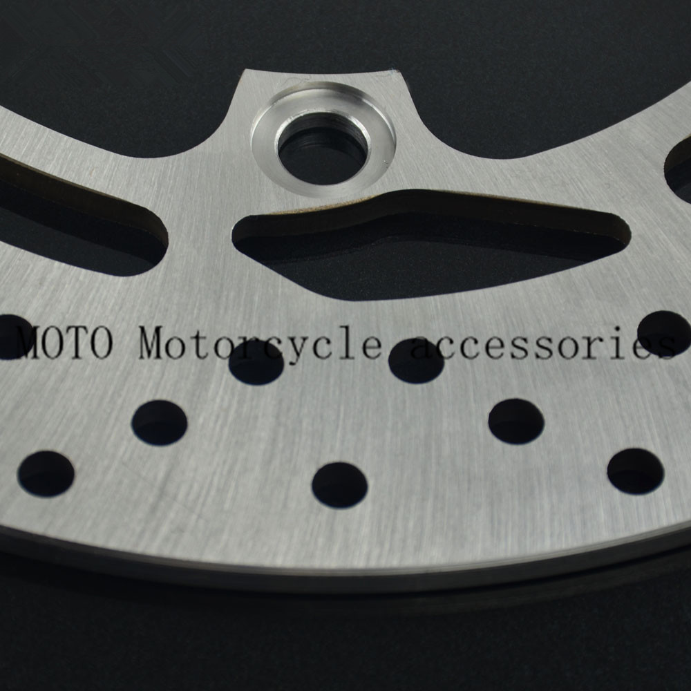 Motorcycle Rear Brake Disc Rotor For <font><b>YAMAHA</b></font> FZ1 <font><b>2006</b></font> 2007 2008 2009 2010 2011 2012 2013 FAZER NAKED <font><b>FZ6</b></font> 2004 2005 06 07 ABS image