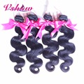 Brazilian Virgin Hair Body Wave 8A Mink Brazilian Hair Weave Bundles V SHOW Brazilian Body Wave 4 Bundles Human Hair Extension