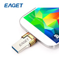 EAGET V80 32GB Metal OTG USB 3.0 Flash Drive 32 GB Pen Drive Pendrives with Encryption OTG for Android Smartphone