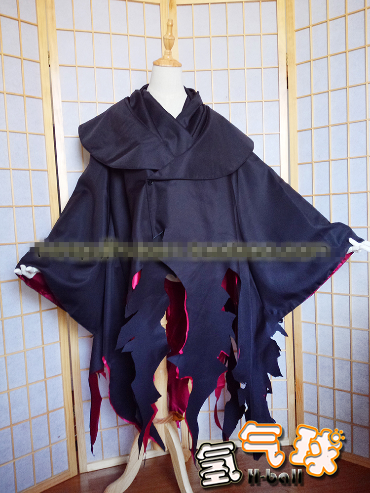 Jack the Ripper Fate/Grand Order Cosplay Jack the Ripper cosplay costume costum-made FGO Cosplay 2