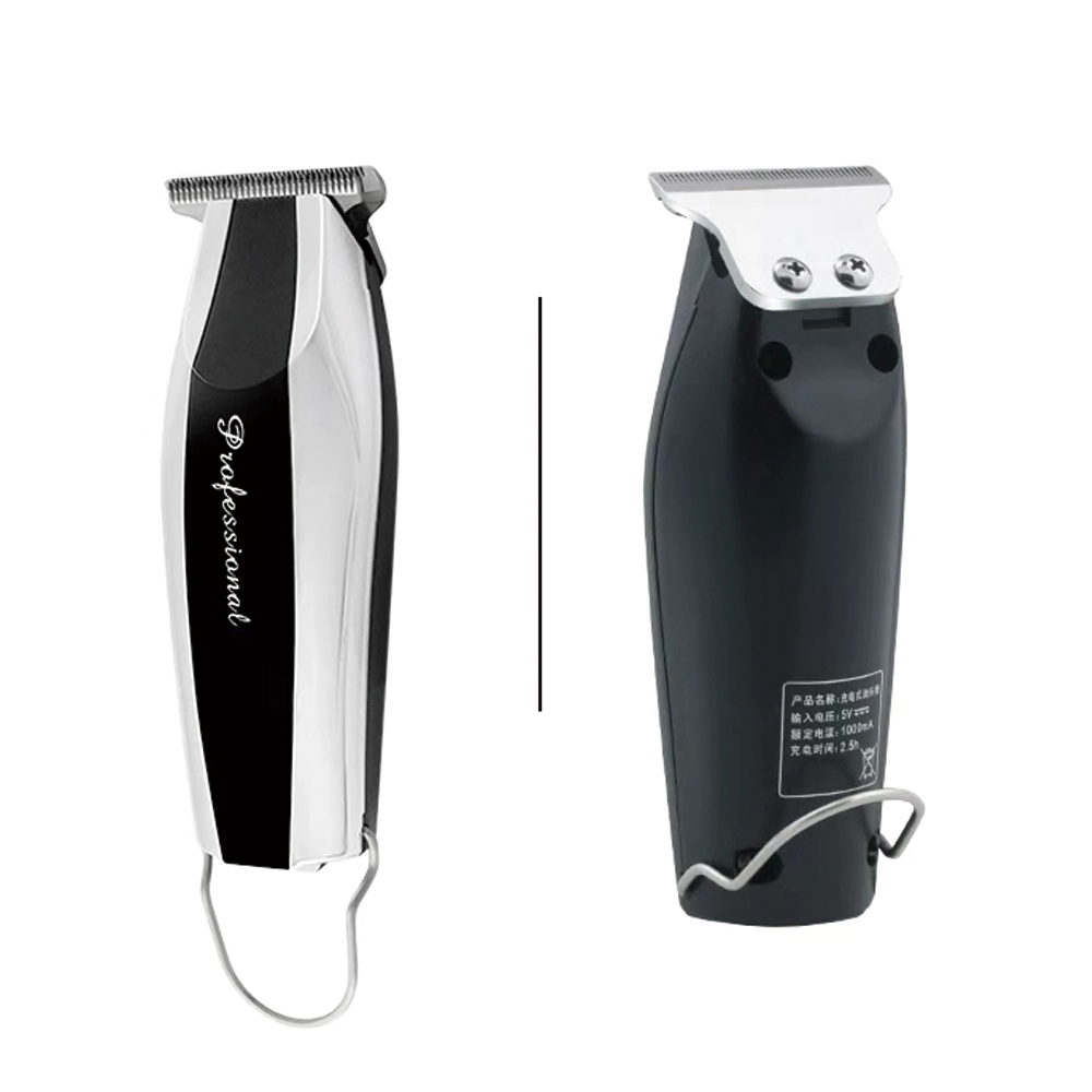 Купить с кэшбэком PULIS Hair Clipper 10W/15W 2 Speed High Power Hair Trimmer Rechargeable Bald Head Shaving Machine Barber Tool with Extra Blade